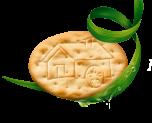 Crackers MulinoBianco Fiori d'Acqua