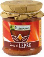 Hare Pasta Sauce Le Bontà I Toscanacci