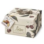 Panettone with Marron Glacè Cake Loison