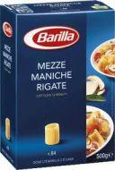 Barilla Mezze Maniche Rigate Pasta