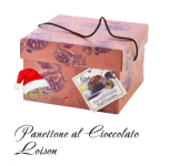 Loison Panettone with Chocolate