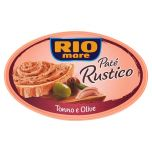 Rio Mare Tuna and Olives Rustic Pate