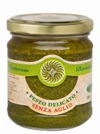 Pesto Seasoning without Garlic Frantoio Venturino