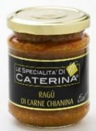 Chianina Beef Sauce Le Specialità di Caterina Boscovivo