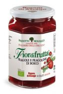Strawberry and Wild Strawberry Jam Organic Rigoni di Asiago