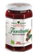 Berries Organic Jam Fiordifrutta Rigoni di Asiago 250 ml