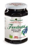 Black Blueberry Organic Jam Rigoni di Asiago