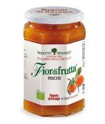 Peach Organic Jam Fiordifrutta Rigoni di Asiago 250 ml