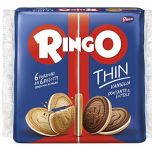 Vanilla Ringo Thin Pavesi