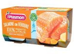 Salmon with Vegetable Baby Food Plasmon