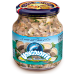 Marinara Pasta Sauce with Clams Isola d'Oro 270 gr